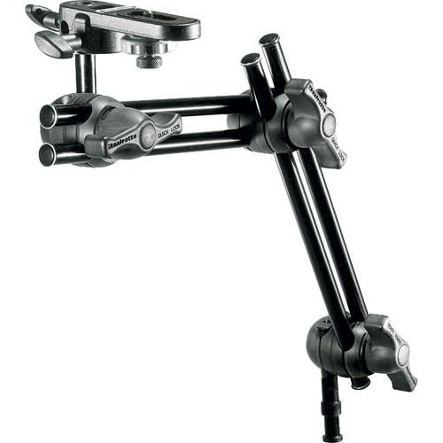 Manfrotto Double Articulated Arm - 2 Sections With Camera 396B-2