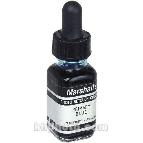 Marshall Retouching Retouch Dye - Primary Blue MSRCCPB