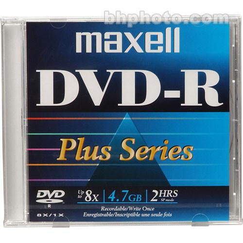 Maxell  DVD-R 8x Plus Series Disc 635032