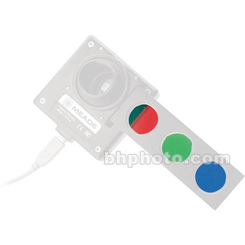 Meade  RGB Color Filter Set 04530