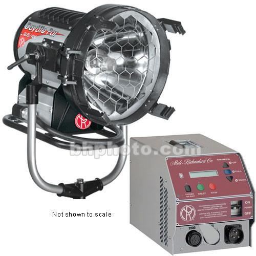 Mole-Richardson 2.5-4K HMI Par 1 Light Kit (90-260V) 664110