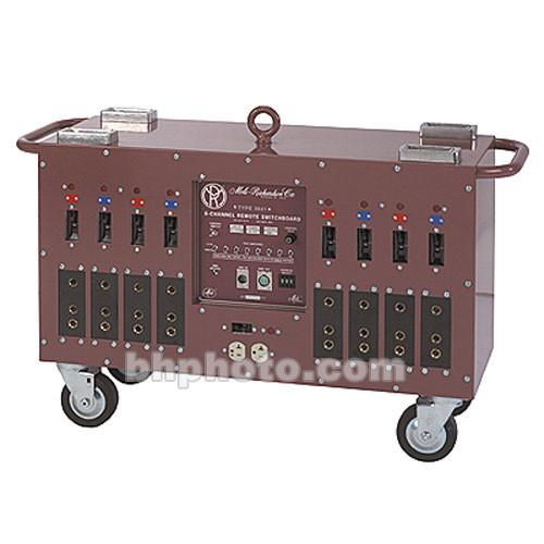 Mole-Richardson Deuce Board 8 Channel Distribution Box - 3841