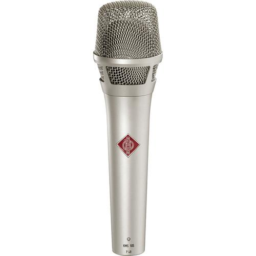 Neumann KMS 105 - Live Vocal Condenser Microphone KMS 105 NI