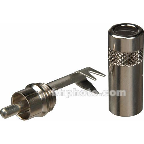 Neutrik  CANYS352 Male RCA Connector NYS352