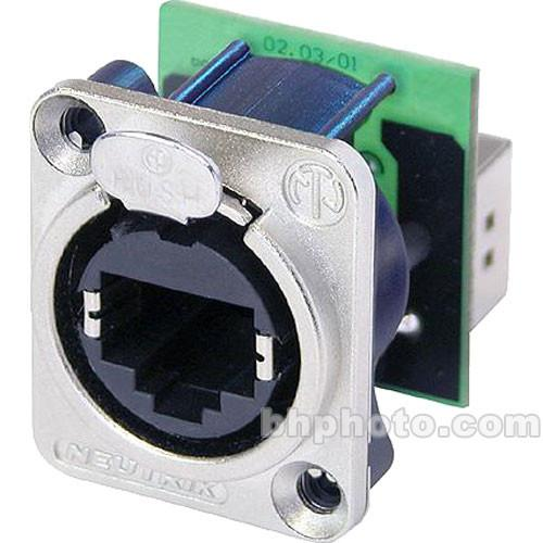 Neutrik NE8FDP - EtherCon-Series RJ45 Feedthrough NE8FDP