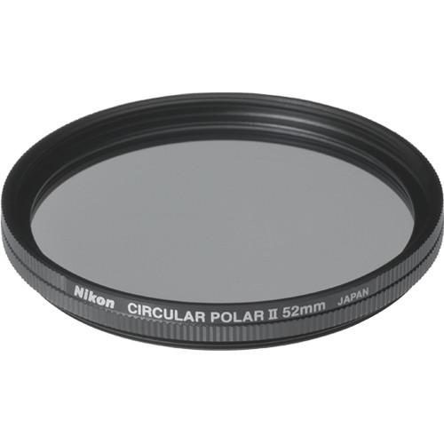 Nikon  52mm Circular Polarizer II Filter 2233