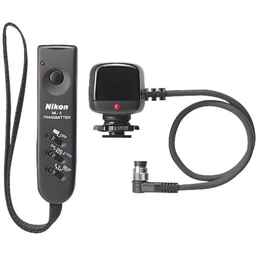 Nikon  ML-3 Modulite Remote Control Set 4645