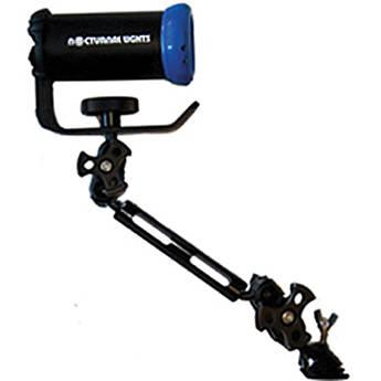 Nocturnal Lights Aluminum Single Section NL-BJ-ARM-COMBO-3IN