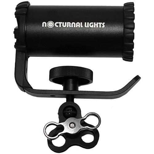 Nocturnal Lights Triple Ball Joint Clamp Adapter BJCLAMP.TRIPLE