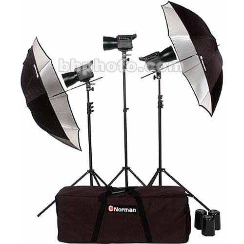 Norman 812787 Allure C1000 3 Tungsten Light Kit 812787