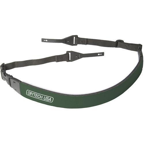 OP/TECH USA  Fashion Strap (Forest Green) 1619002