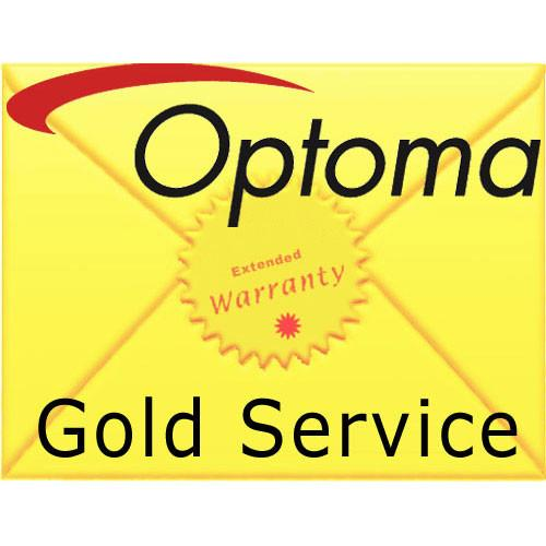 Optoma Technology Gold Service - for H76 and H77 BW-G01