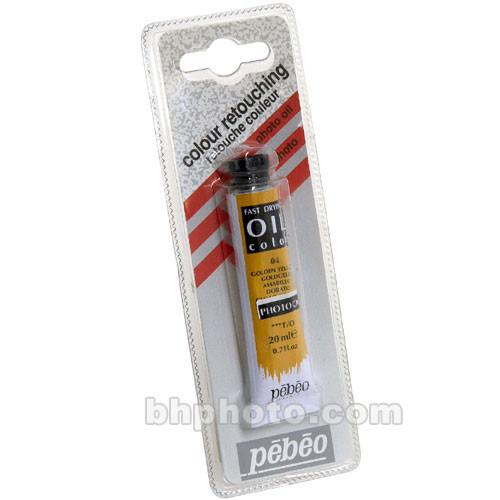 Pebeo Oil Color Paint: No.04 Golden Yellow - 102780104