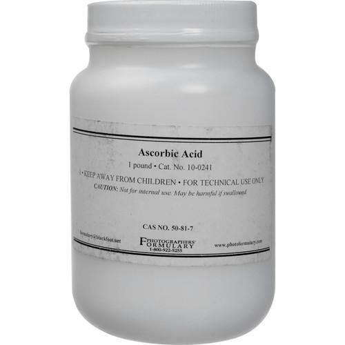 Photographers' Formulary Ascorbic Acid - 1 Lb. 10-0241 1LB