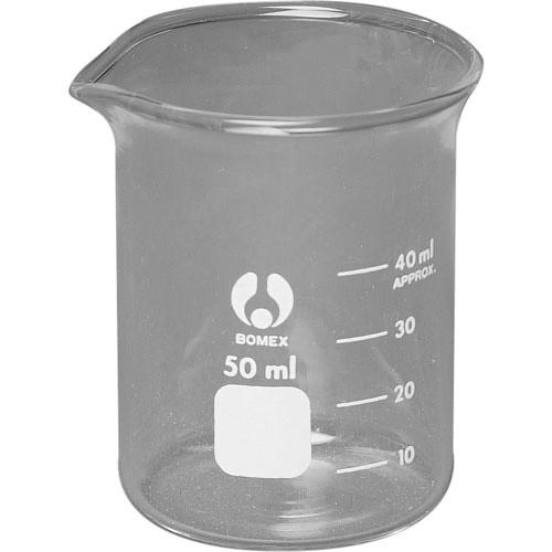 Photographers' Formulary Glass Beaker - 50ml 09-0091