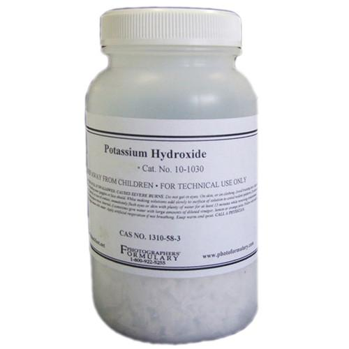 Photographers' Formulary Potassium Hydroxide - 30 10-1030 30G