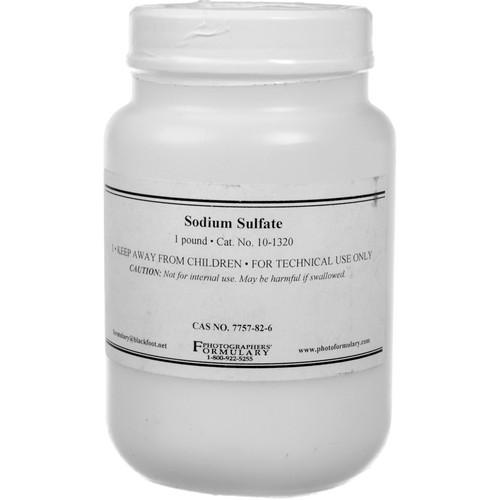 Photographers' Formulary Sodium Sulfate - 1 Lb. 10-1320 1LB