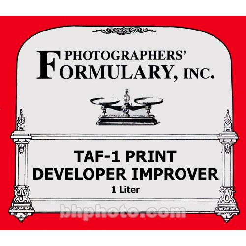 Photographers' Formulary TAF-1 Developer Improver 03-0147