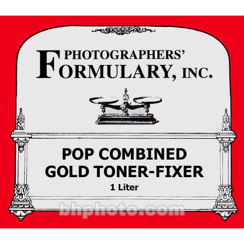 Photographers' Formulary  Toner-Fixer 06-0240