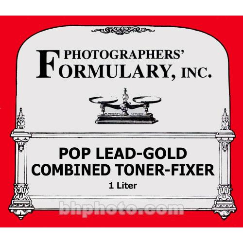 Photographers' Formulary  Toner-Fixer 06-0250