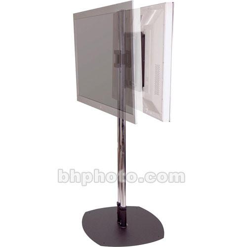 Premier Mounts Premier Mounts Dual floor stand, 72-in PSD-CS72