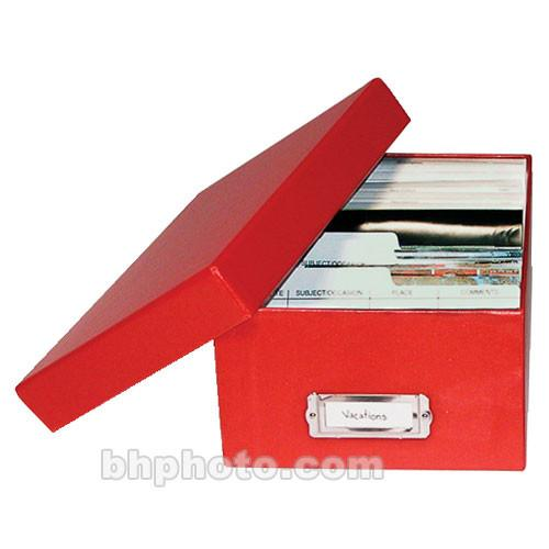 Print File Archival Photo Box - 7.5 x 4.5 x 11.25