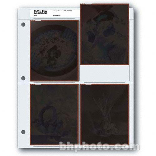 Print File Archival Storage Page for Negatives, 030-0230