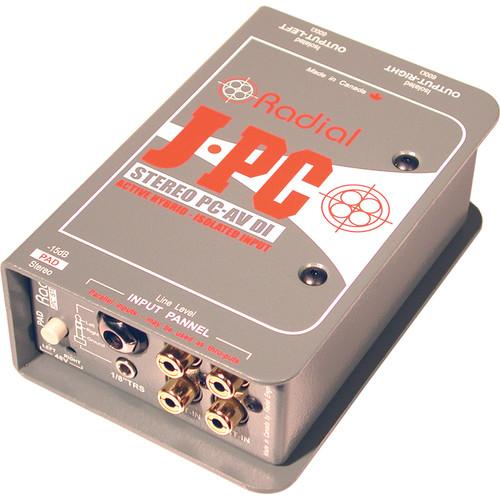 Radial Engineering  JPC Direct Box R800 1026