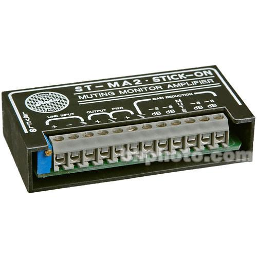 RDL  ST-MA2 Muting Monitor Amplifier ST-MA2