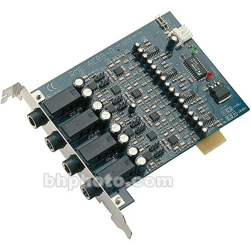 RME AEB8-O Output Expansion Daughter Board AEB-8-O