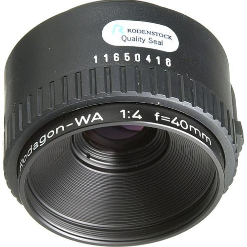 Rodenstock 40mm f/4 Rodagon-WA Enlarging Lens 452330