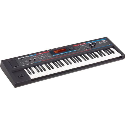 Roland JUNO-Di - 61-Key Mobile Synthesizer with Song JUNO-DI