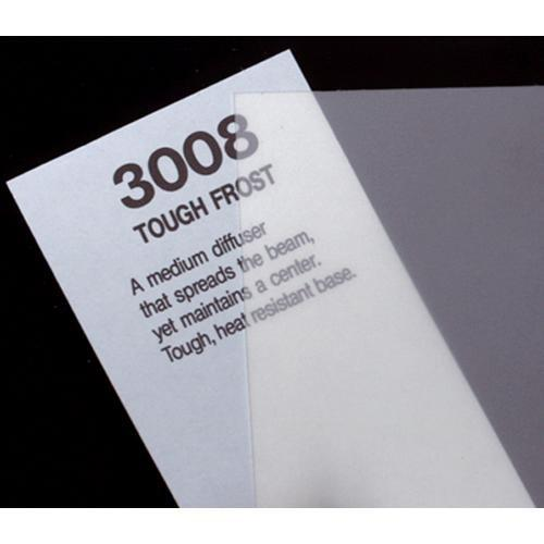 Rosco #3008 Tough Frost Fluorescent Sleeve T12 110084014812-3008