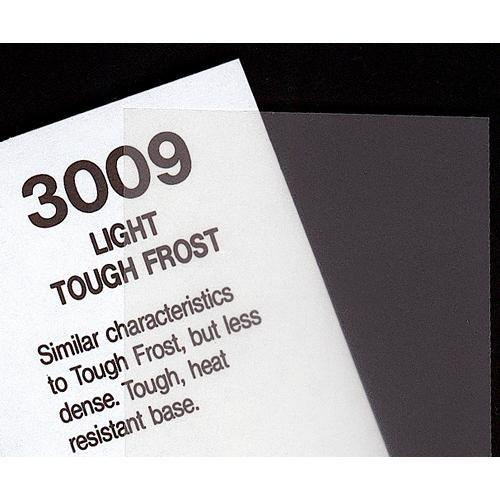 Rosco #3009 Light Tough Frost Fluorescent 110084014812-3009