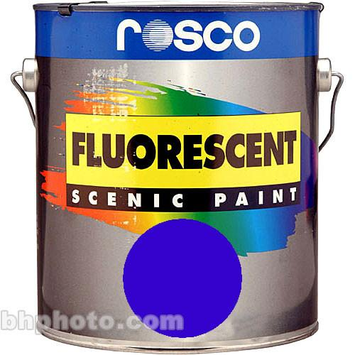 Rosco  Fluorescent Paint - Blue 150057840016