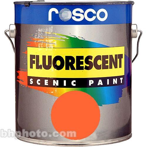 Rosco  Fluorescent Paint - Gold 150057870032