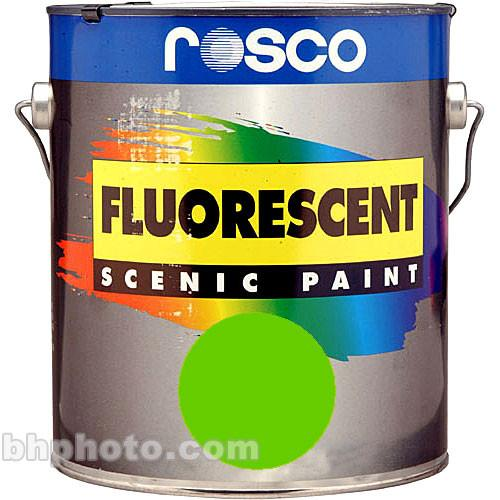 Rosco  Fluorescent Paint - Green 150057830128