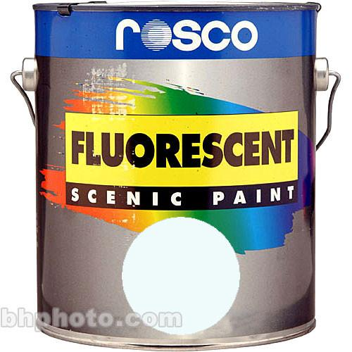 Rosco Fluorescent Paint - Invisible Blue 150057850016