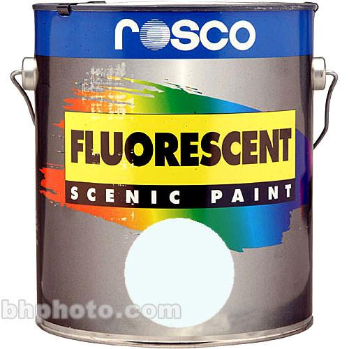 Rosco Fluorescent Paint - Invisible Blue 150057850032