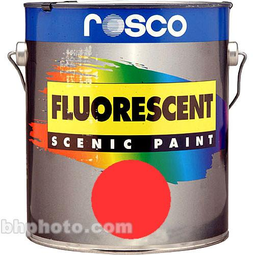 Rosco  Fluorescent Paint - Red 150057800128