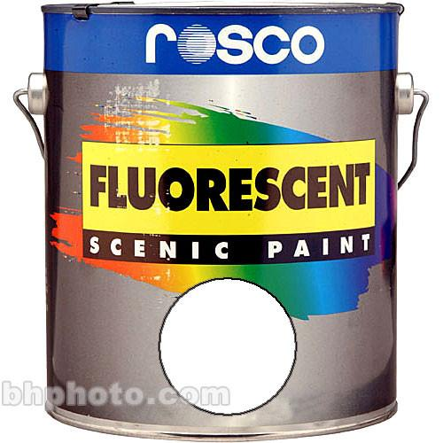 Rosco  Fluorescent Paint - White 150057790016