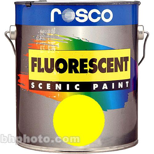 Rosco  Fluorescent Paint - Yellow 150057820016