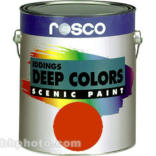Rosco Iddings Deep Colors Paint - Bright Red 150055620032