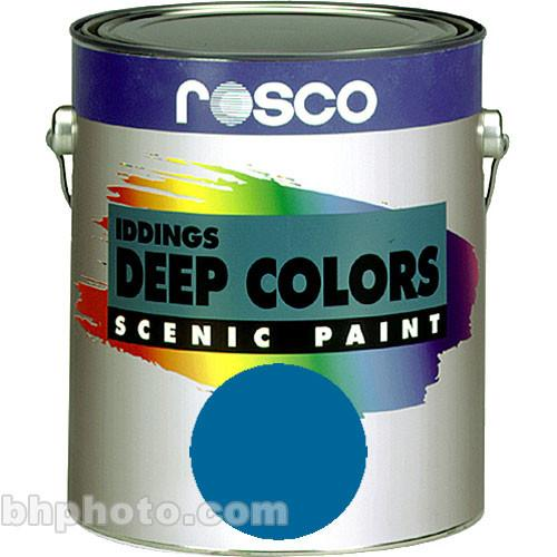 Rosco Iddings Deep Colors Paint - Cerulean Blue 150055720032