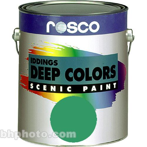 Rosco Iddings Deep Colors Paint - Emerald Green 150055640032