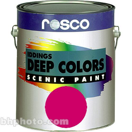 Rosco Iddings Deep Colors Paint - Magenta 150055690032