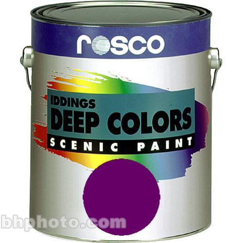 Rosco Iddings Deep Colors Paint - Purple 150055680032