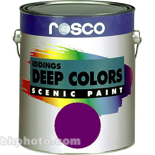 Rosco Iddings Deep Colors Paint - Purple 150055680128