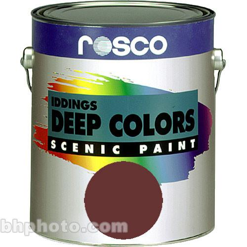 Rosco Iddings Deep Colors Paint - Raw Umber 150055570128