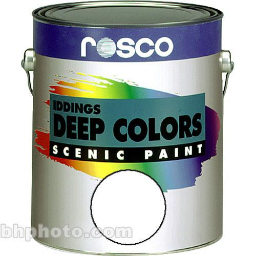 Rosco Iddings Deep Colors Paint - White 150055510640